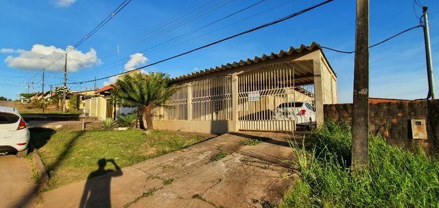 casa na principal do nova esperança - 3 quartos - cozinha planejada - sistema de alarme