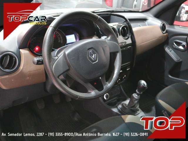 PROMOÇÃO Duster 2.0 4X4 Dynamique 15/16 é na Top Car! - Foto 7