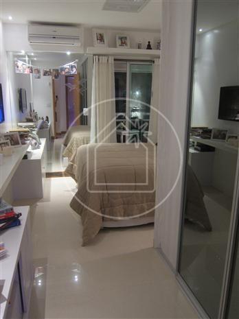 Apartamento à venda com 4 dormitórios em Barra da tijuca, Rio de janeiro cod:799061 - Foto 8