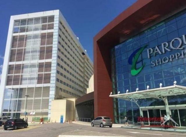 Salas no Parque Office, Parque Shopping , R$1500 com vista panorâmica / *