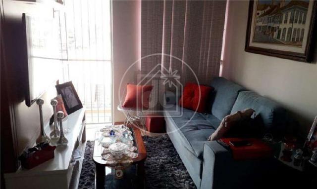 Apartamento à venda com 2 dormitórios em Vila isabel, Rio de janeiro cod:861025