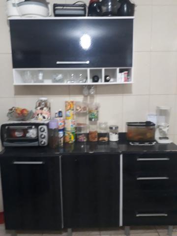 Armário de cozinha aceito cartão