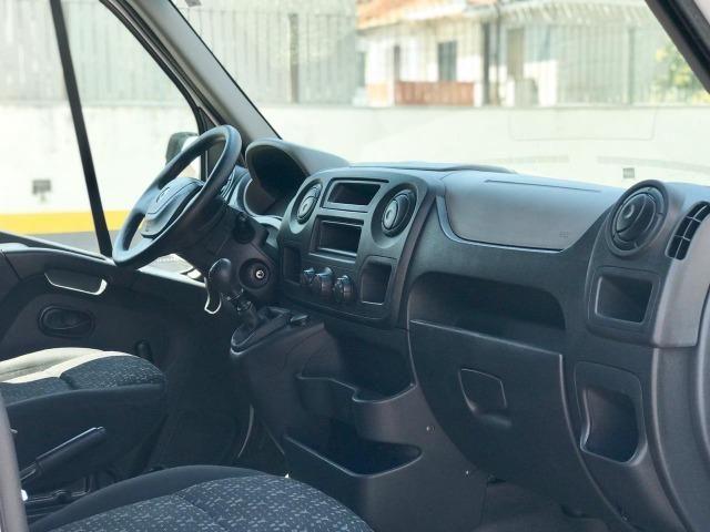 Renault Master 2.3 Extra Furgão L3H2 2014 Maravilhosa - Foto 7