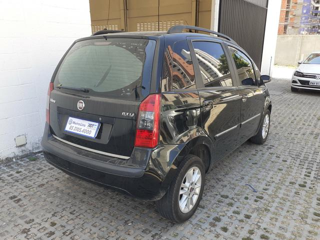 Fiat Ideia Elx 1.4 - 2010 - Foto 4