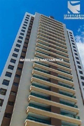 Apartamento para alugar com 3 dormitórios em Gleba fazenda palhano, Londrina cod:04656.003 - Foto 2