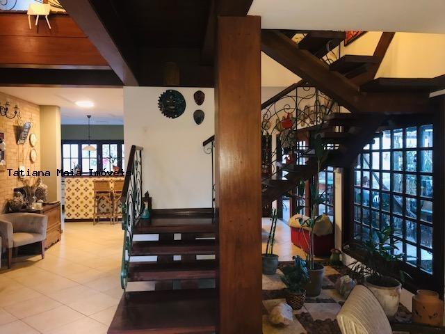 Vende Casa Cond. Fechado em Candelária 3 Suítes 5 Wc 320 mts² Dep.Comp - Foto 9
