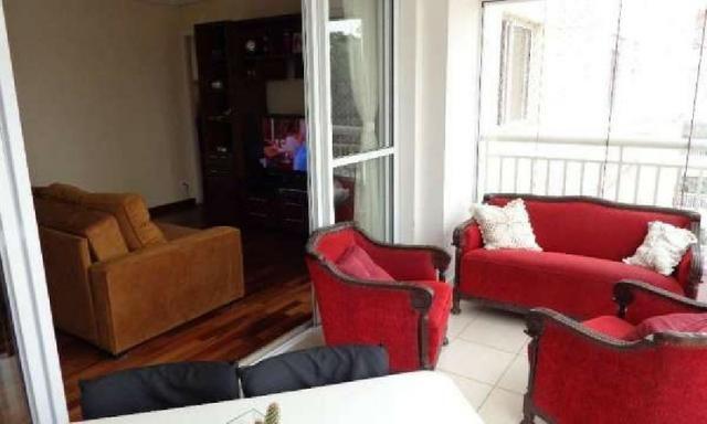 Excelente Apartamento Condomínio Anima 3 Dormitórios 1 suíte 107 m² SBC Permuta - Foto 3