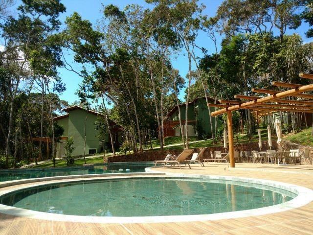 Casa 2/4 Nova, na beira da Lagoa Aruá em Praia Forte !!! Financia !!! - Foto 7