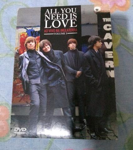 DVD Cover Beatles