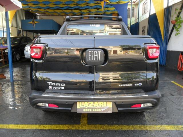 Fiat Toro 1.8 16v evo flex Completa + GNV automático - Foto 5