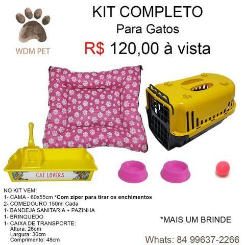 KITs Para Gatos - Foto 4