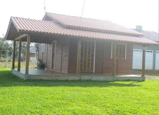 Casas Pré- Fabricadas