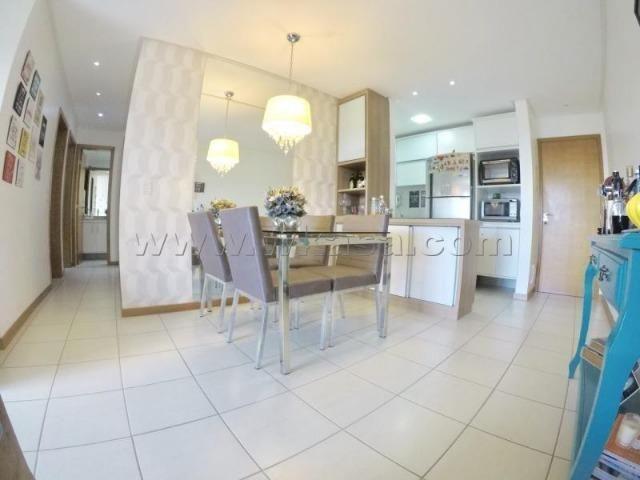 Lindo apartamento 3 quartos em morada de laranjeiras - Foto 2