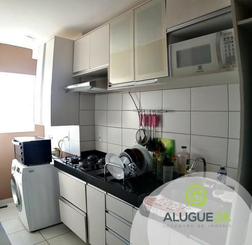 Apartamento 2 quartos mobiliado, ótima localização edf. Villaggio Pompeia centro norte - Foto 18