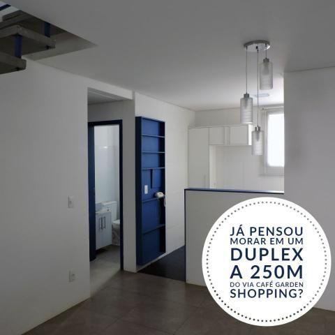 Apartamento Duplex, próximo ao Shopping.