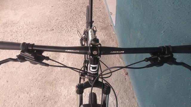 Bike aro 29 Downhill kit Shimano (NOVA) - Foto 3