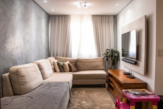 Apartamento 3 quartos mobiliado Campo Comprido - Foto 3