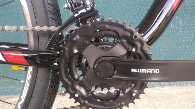 Bike aro 29 Downhill kit Shimano (NOVA) - Foto 2