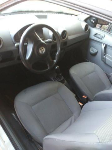 VW. Gol ano 2008 1.0 flex 8 válvulas ar condicionado (16)36360785 - Foto 5