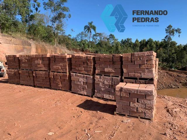 Fernando Pedras - Pedras gres de ótima qualidade - Foto 2
