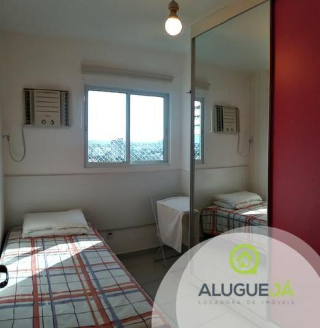 Apartamento 2 quartos mobiliado, ótima localização edf. Villaggio Pompeia centro norte - Foto 9