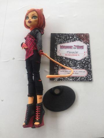 Boneca monster high Toralei