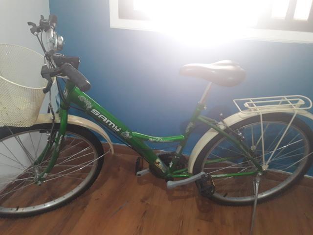 Bike retrô.