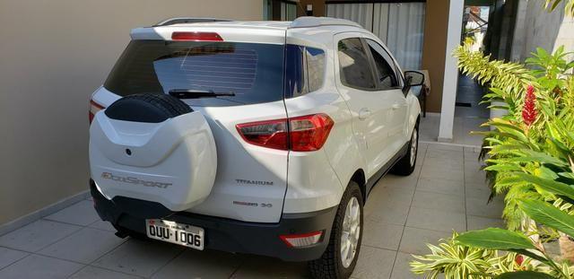 Ecosport titanium 2014