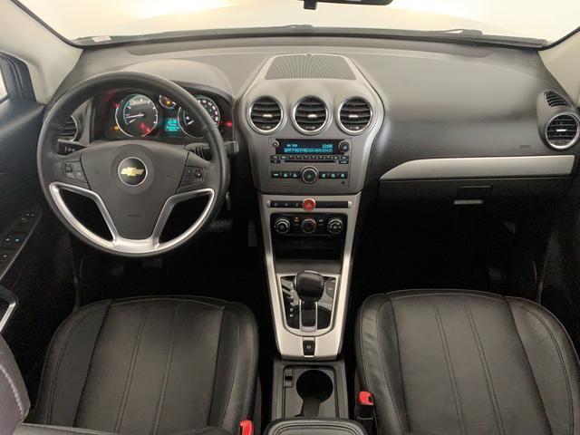 Chevrolet Captiva 2.4 baixa Km placa A - Foto 14