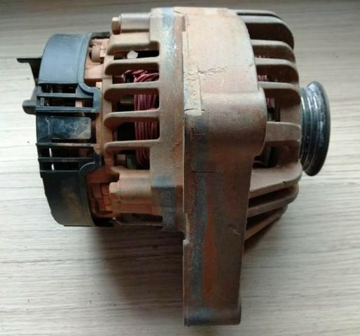 Alternador Fiat motor Fire 1.4 - Foto 5