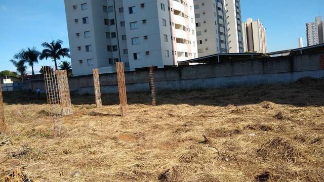 Área com projeto aprovado e fundação pronta para construção de condomínio - Foto 10