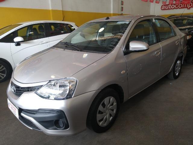Toyota Etios Sedam XS 1.5