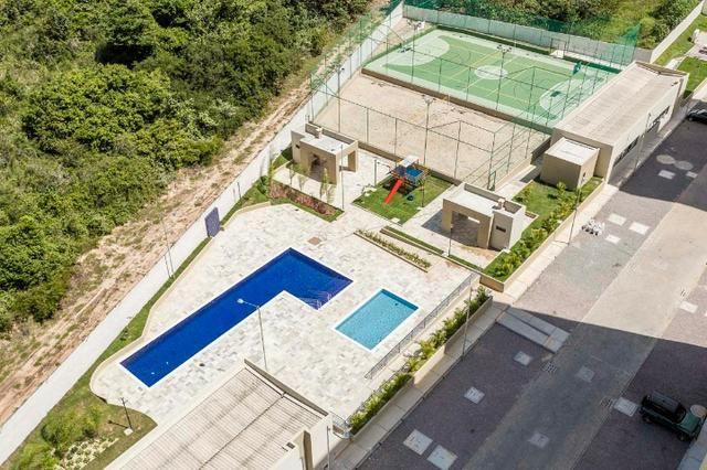 Vendo lindo apartamento 2/4 ecopark com ótima área de lazer - Foto 12