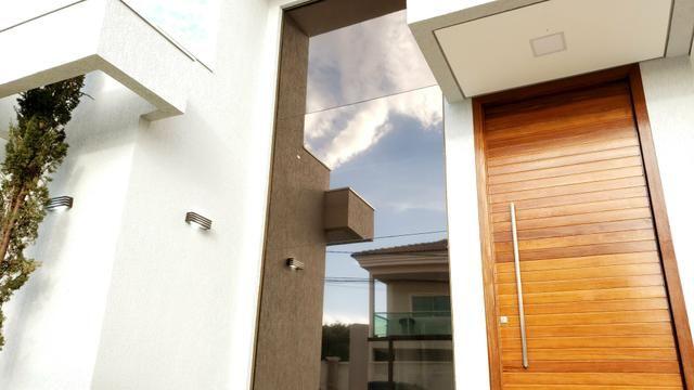Casa 4quartos 4suites piscina churrasqueira rua12 Vicente Pires condomínio - Foto 8
