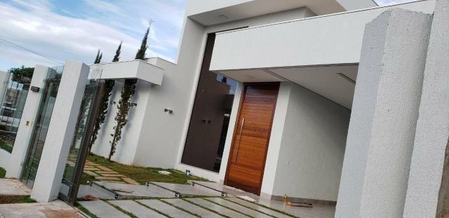 Casa 4quartos 4suites piscina churrasqueira rua12 Vicente Pires condomínio - Foto 17