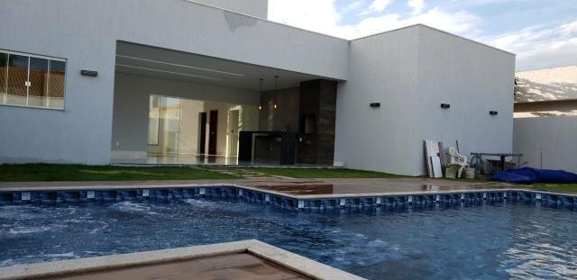 Casa 4quartos 4suites piscina churrasqueira rua12 Vicente Pires condomínio - Foto 19