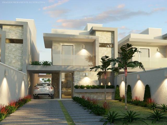 Casa Em Condominio Fechado 4 Quartos A Venda Com Varanda Eusebio Ce 697955262 Olx