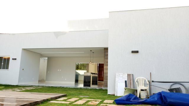 Casa 4quartos 4suites piscina churrasqueira rua12 Vicente Pires condomínio - Foto 12