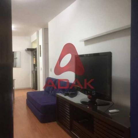 Apartamento para alugar com 1 dormitórios em Copacabana, Rio de janeiro cod:CPAP11341 - Foto 6