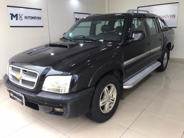CHEVROLET S10 EXECUTIVE 2.8 DIESEL 4X4 MANUAL COMPLETO 2006