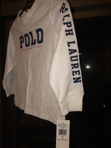 Camisa Polo Ralph Lauren 4 anos Menino - Roupas e calçados - Tijuca ... 4254af52036