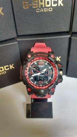 481aed2cc57 Relógio Casio G-shock Digital De LUXO - Bijouterias