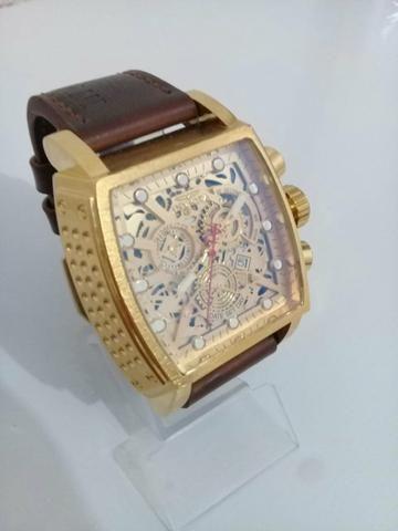 c4026f21103 Relógio Invicta Pro Diver Dourado Masculino 6981 - Bijouterias ...