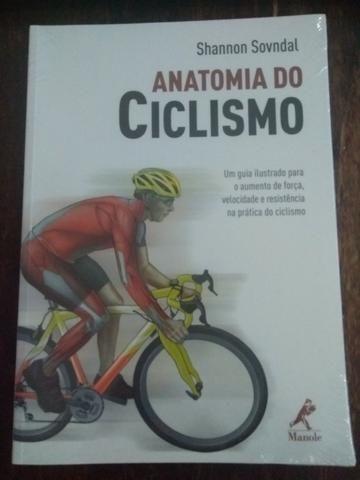 livro anatomia do ciclismo