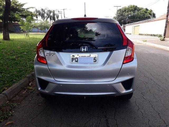 Honda Fit 15/16, automático, unica dona, Urgente R$ 45.900,00 - Foto 6