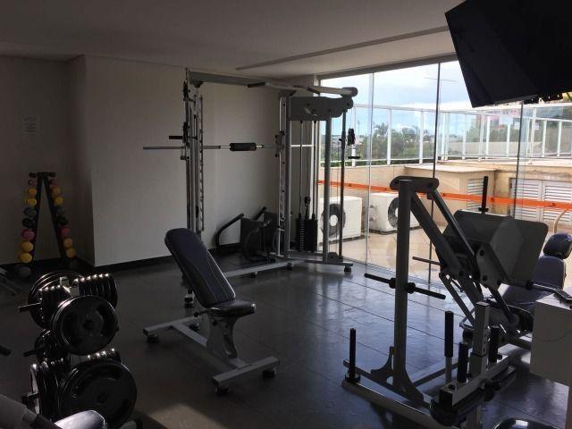Apartamento 3 qtos Smart Club 77m 1 vaga Aceita apto 2 quartos - Foto 4