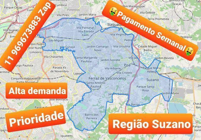 Entregador (a) Suzano e Região - Foto 2