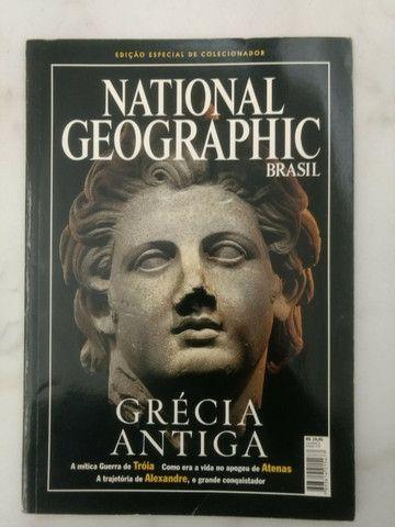 National Geografic 03 revistas - Foto 3