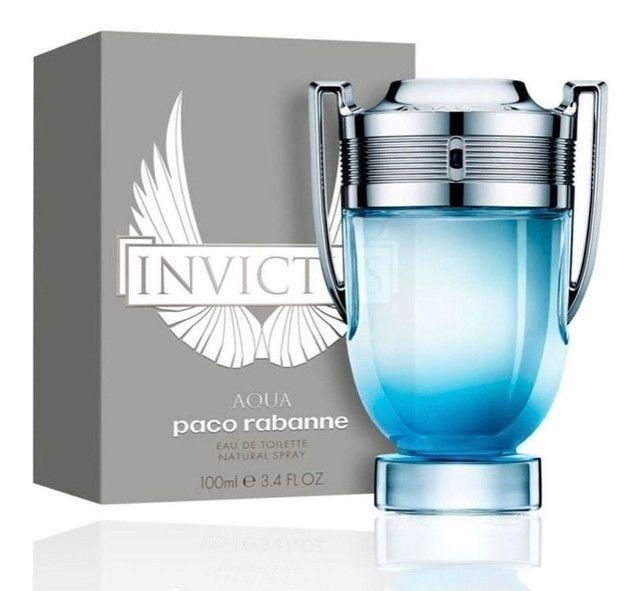 Perfume Invictus Legend ou Invictus Aqua - Foto 4