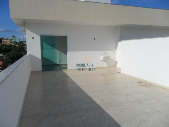 Cobertura à venda com 3 dormitórios em Santa mônica, Belo horizonte cod:2678